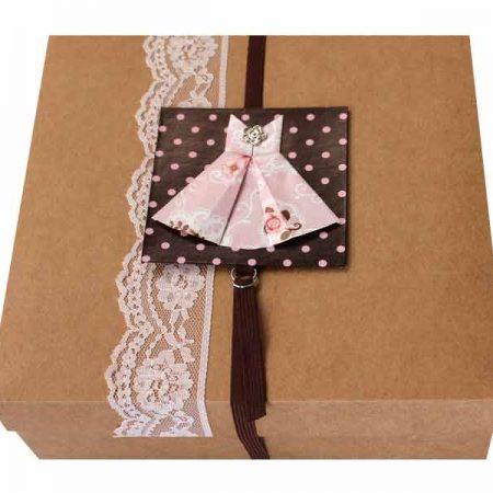 """ALT+=""""caixa tag origami vestido"""""""