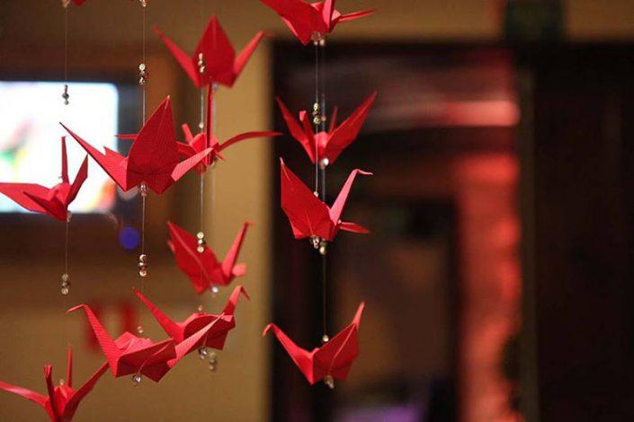 "ALT+=""Origami Tsuru"""