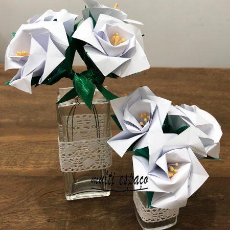 """ALT+=""""Origami Rosas"""""""